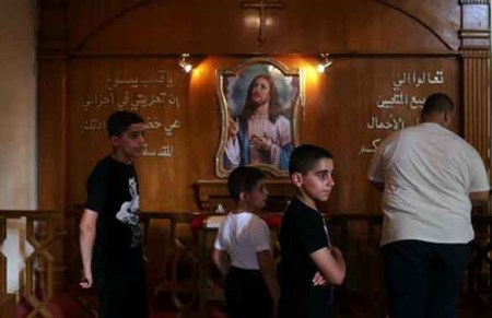 Iraqi Christians Carry On Through War And Persecution