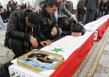 Syria funeral 6