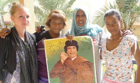 5 Lizzie in Libya