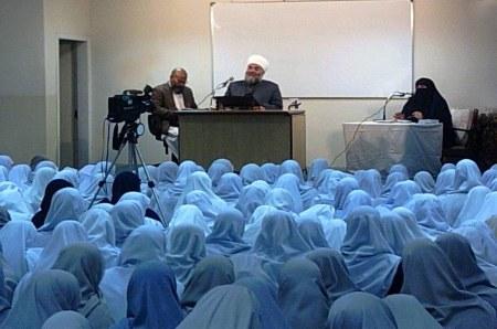 7 Islamic Teacher Women Class
