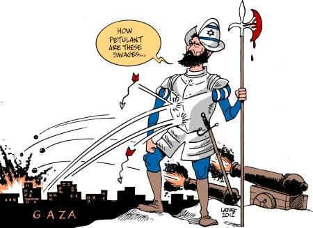 israel gaza oppressor