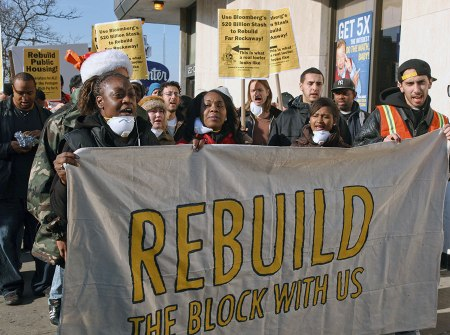 rebuild the block with us