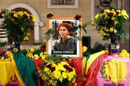 4 Kurdish activist murder