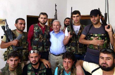 Burhan Ghalioun Brotherhood