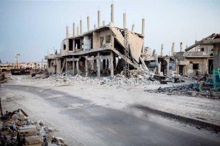 Syrien Stück mit Christoph Reuter und Marcel Mettelsiefen