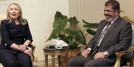 Morsi Clinton