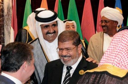 Morsi Emir Qatar