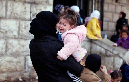 2 Syria Palestinian Women