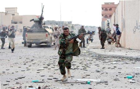 libyan rebels sirte