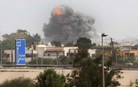 Tripoli NATO airstrike