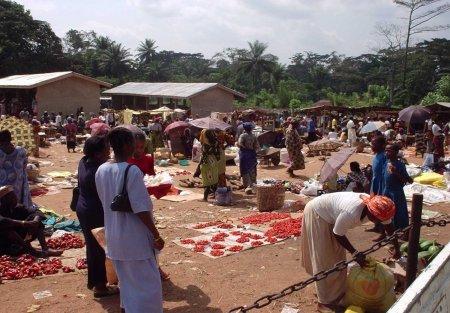 1 African market 9