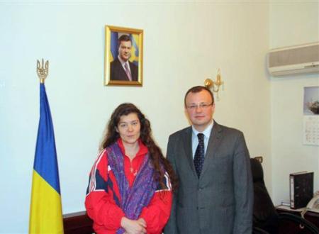 Anhar Kochneva Ukraine
