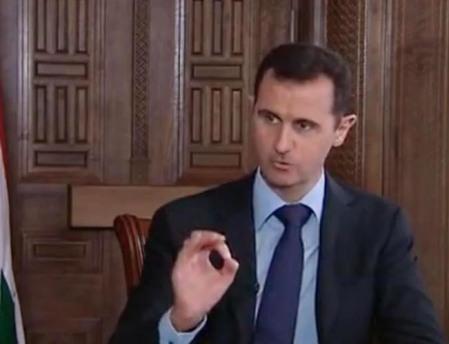 Assad interview 2