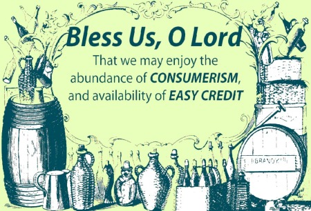 Bless Us O Lord