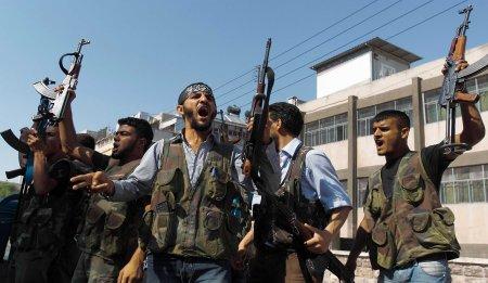 syrian insurgency 1