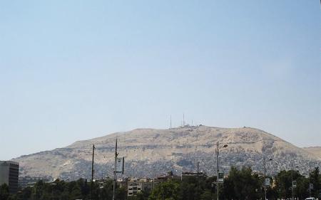 Mount Qasioun 1