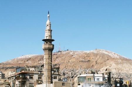 Mount Qasioun 2