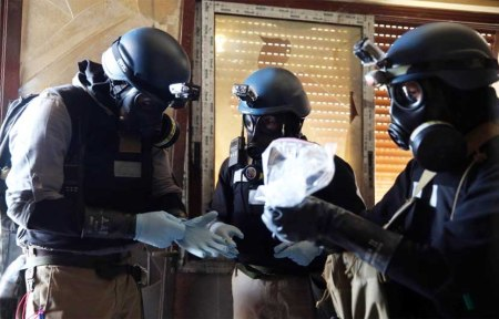 Chemical Weapons OPCW 11