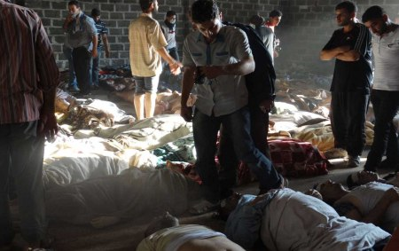 Syria massacre 1 2013