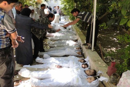 Syria massacre 2 2013