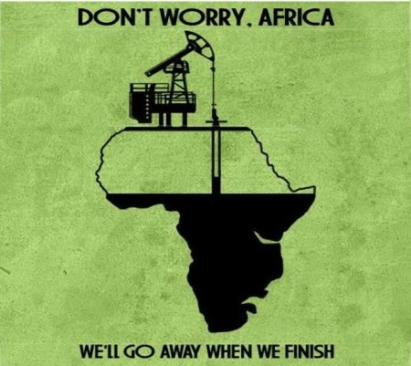 Dont worry, Africa