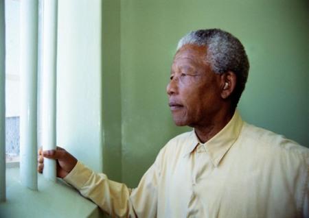 Mandela prison 2