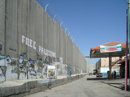 Palestine Apartheid Wall 22