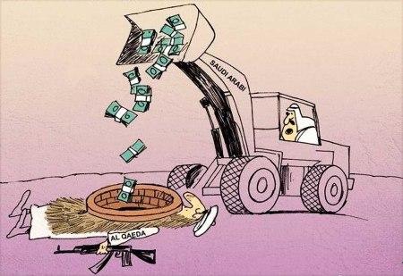 Saudi Al Qaeda investment