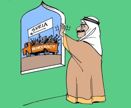 Syria saudi jihad c1