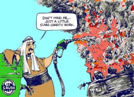 Syria Saudi jihad c2