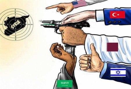 Syria Saudi jihad c4