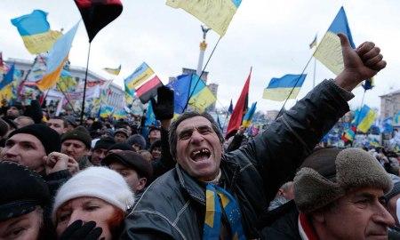 Ukraine protests 1