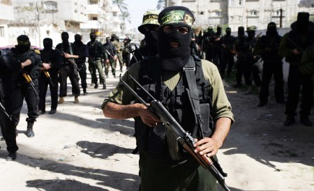 Hamas fighters 16