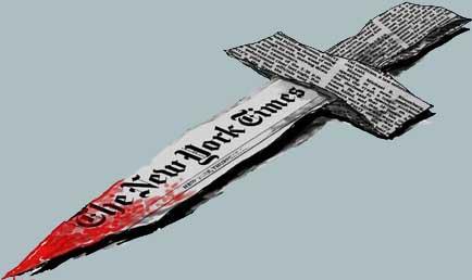 NY Times dagger