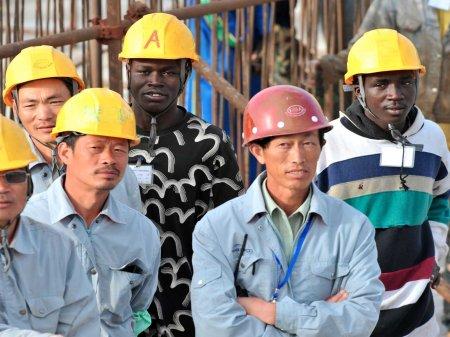 africa - china 16