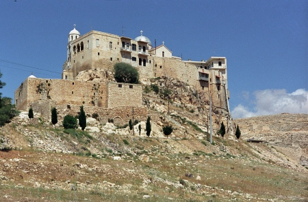Defending the Saidnaya monastery3