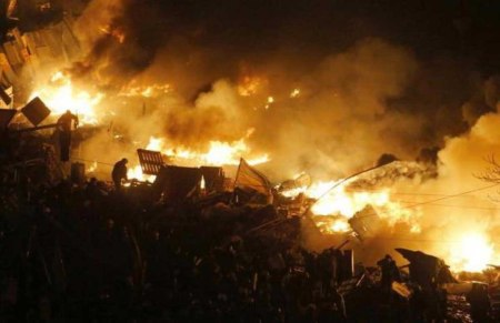 Ukraine riots 16