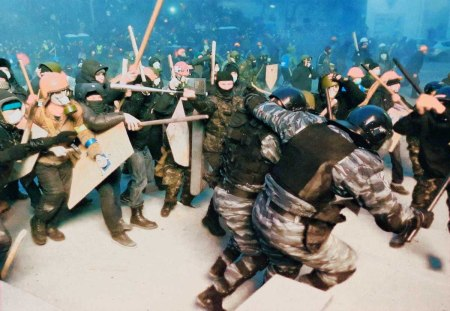 Ukraine riots 32 p