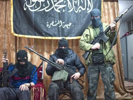 Jabhat al-Nusra 45