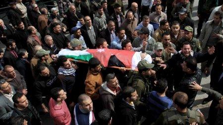 Jordan judge burial