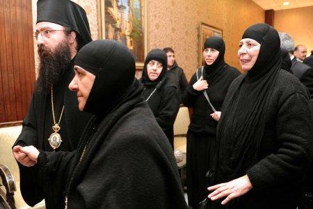 Maaloula nuns 4
