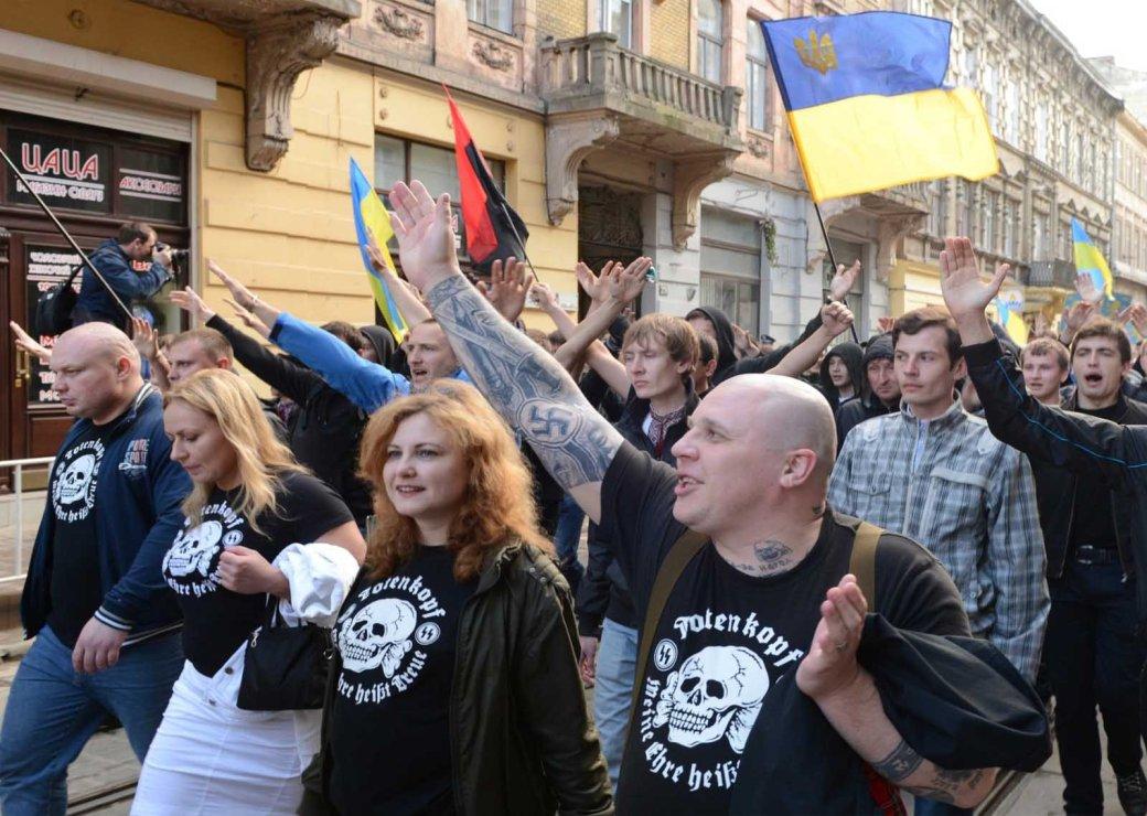 ucrânia-nazismo