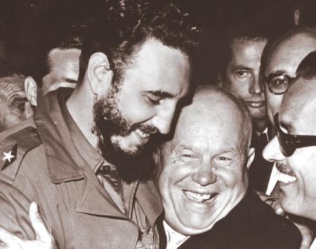 castro khrushchev 1960