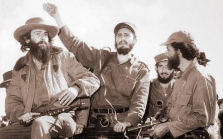 Castro rebels Cuba