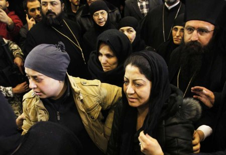 freed christian nuns