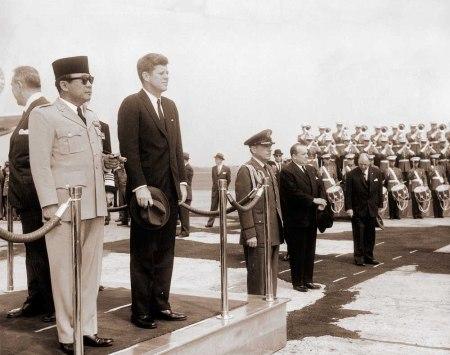 Kennedy - Sukarno
