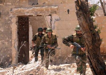 Syrian Army 44