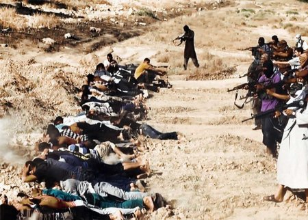 ISIL executions b