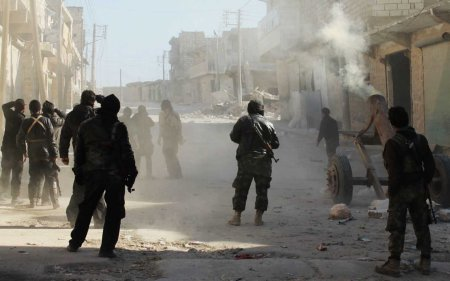 al-Nusra withdraws