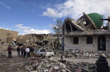 Deir ez-Zor destruction 6